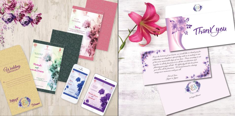 Custom-Made Wedding Stationery