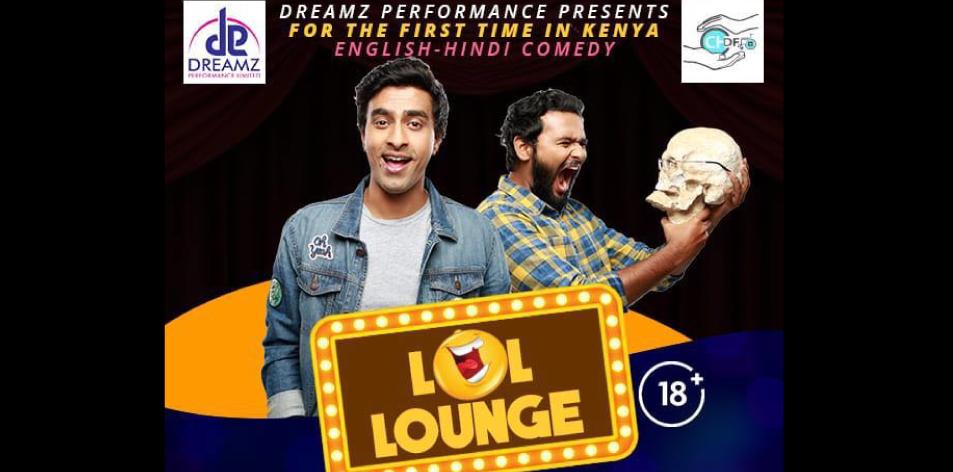 English-Hindi comedy