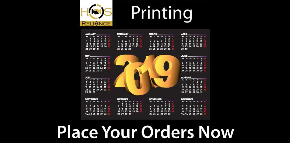Printing needs