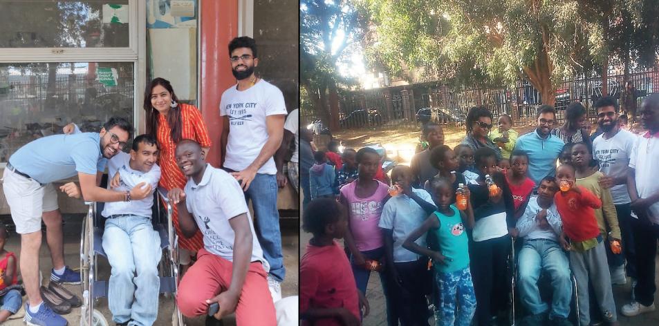Rahul's Charity
