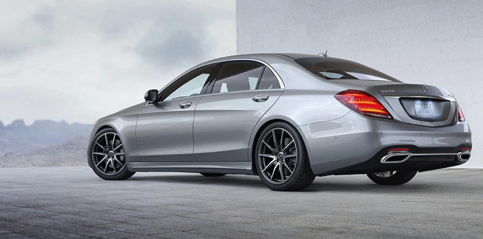 Mercedes-Benz 2018 S-Class Sedan