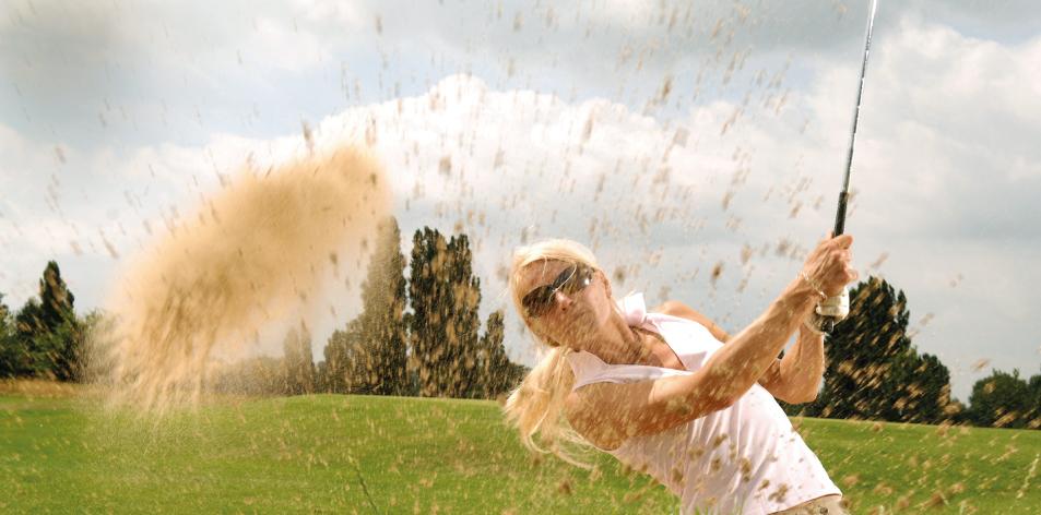 Stability Golf