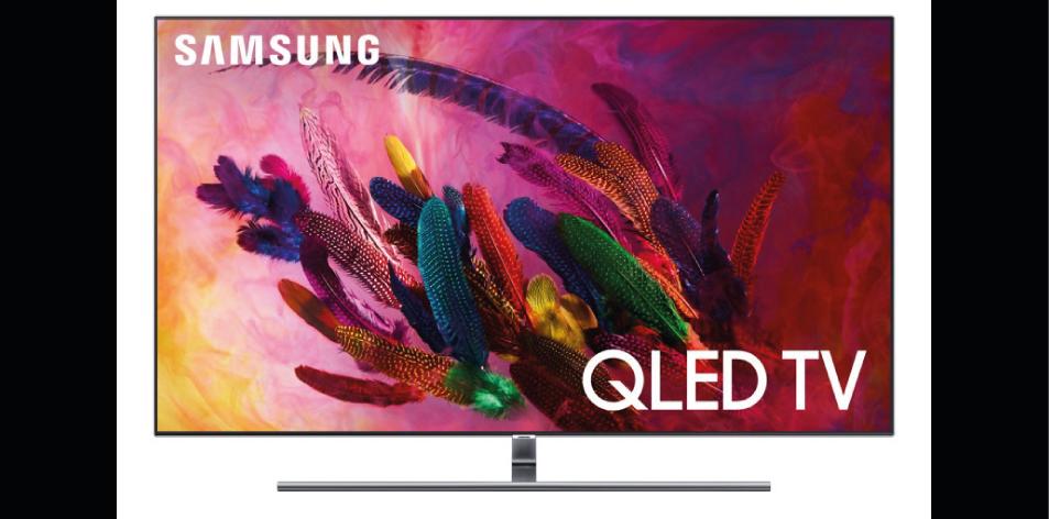 "Samsung TV 65"" Class Q7FN"