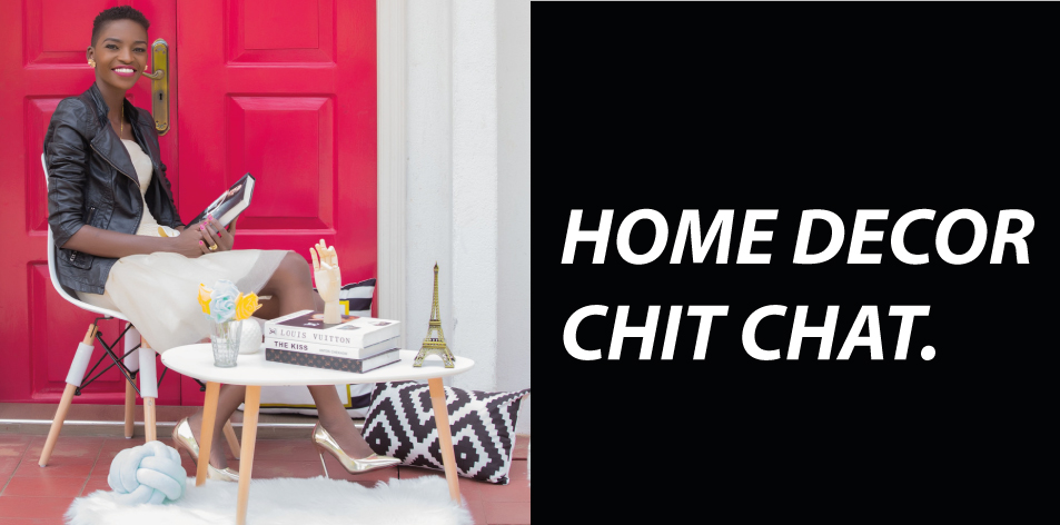 HOME DECOR CHIT CHAT.