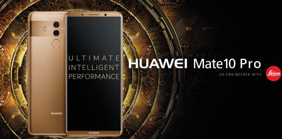 Huawei Mate 10 Pro 2018