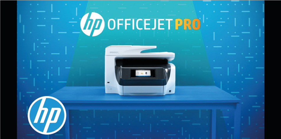 HP OfficeJet Pro 8720 AIO Printer