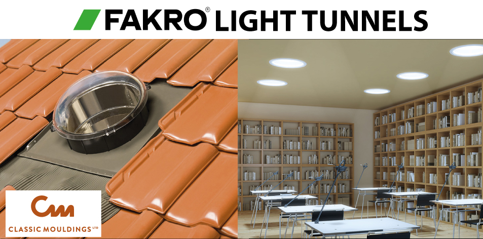 FAKRO Roof Products By Classic Mouldings!