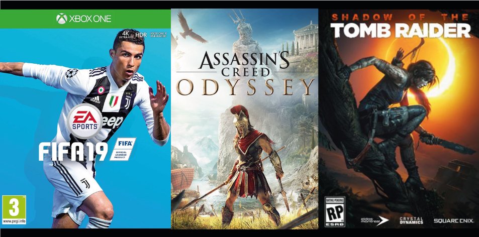 Are You An Xbox One Gamer? Looking For Something To Play Over The Holidays?