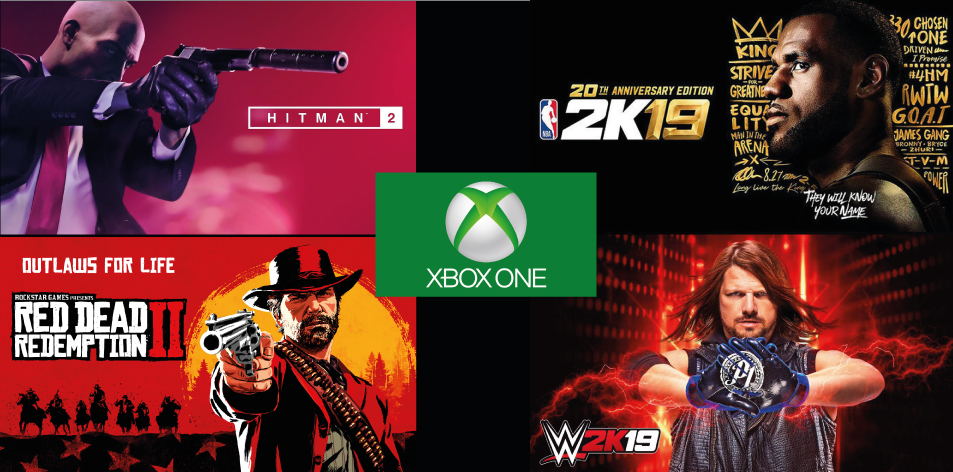 Xbox One Games To Play In 2019 H S Magazine Kenya