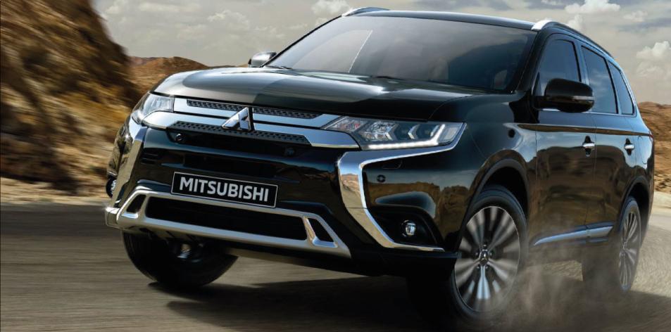 Mitsubishi Outlander H&S Magazine Car Of The Week 45