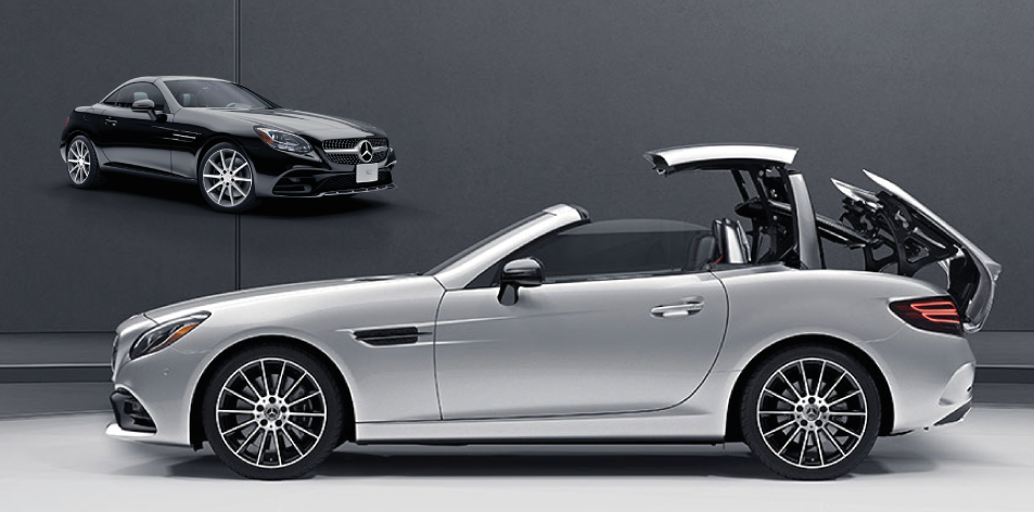 H&S Magazine Car Of The Week Issue 49: Mercedes-Benz SLC 300 Roadster AMG
