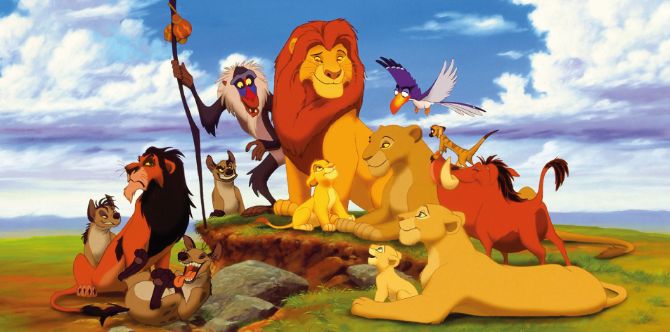 Lion King H&S Play & WIn