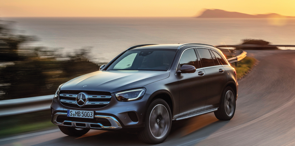 H&S Magazine Car Of The Week Issue 51: Mercedes-Benz GLC (2019)