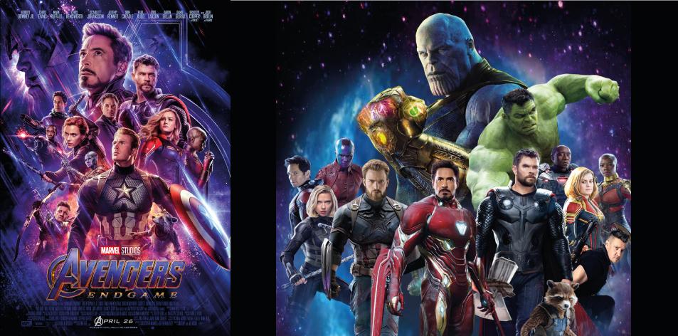ANGA IMAX- 26th April-2nd May 2019- AVENGERS ENDGAME 3D