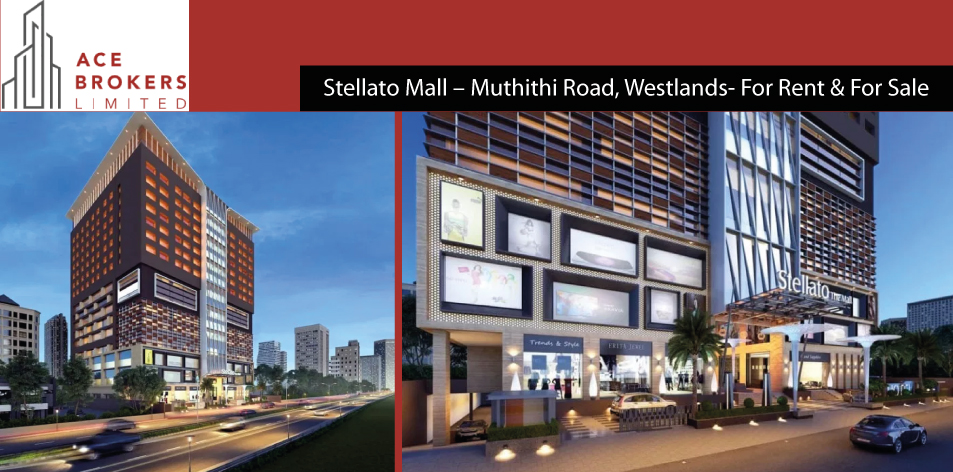 Ace Brokers Limited- Stellato Mall In Westlands – Commercial Property!!