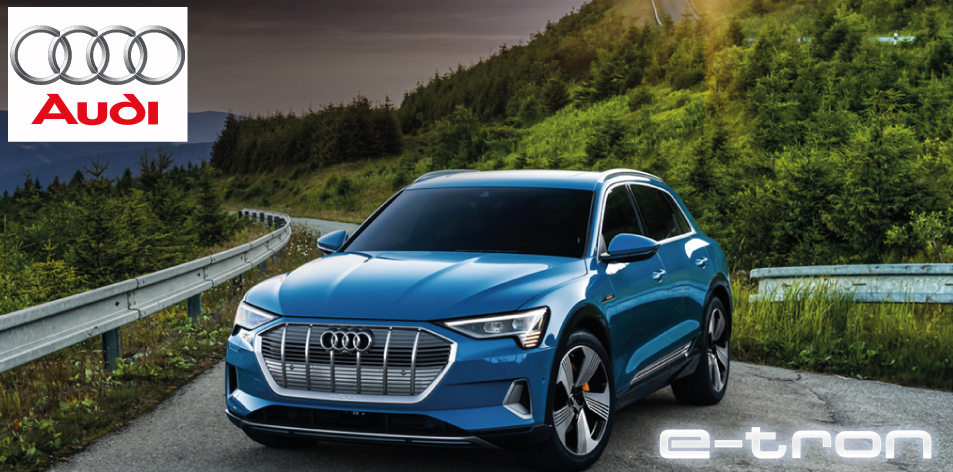 H&S Magazine Car Of The Week Issue 55: Audi e-tron │ The First Purely Electric SUV From Audi