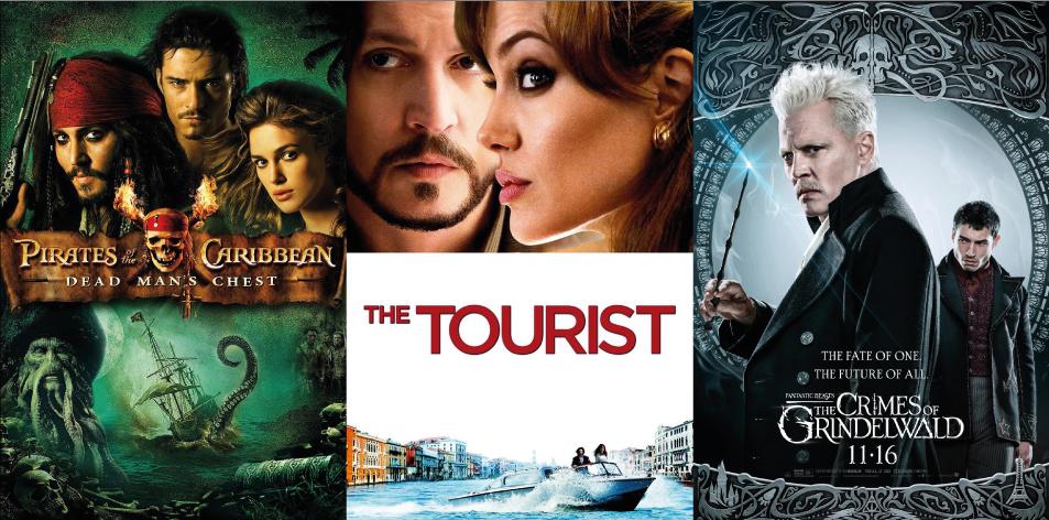 H&S Play & Win- Win Cinema Tickets With Anga Cinemas: Issue 57- Johnny Depp
