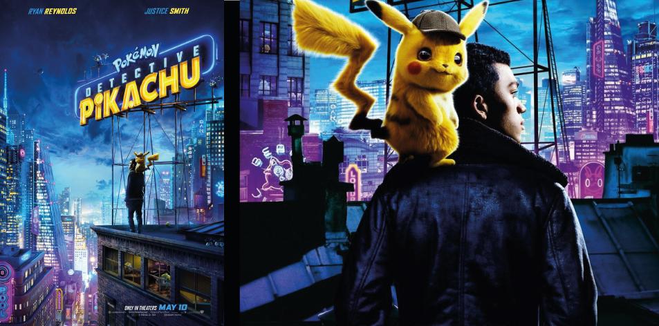 ANGA SKY 10th-16th May 2019- Panari Sky Center- Pokémon Detective Pikachu 3D