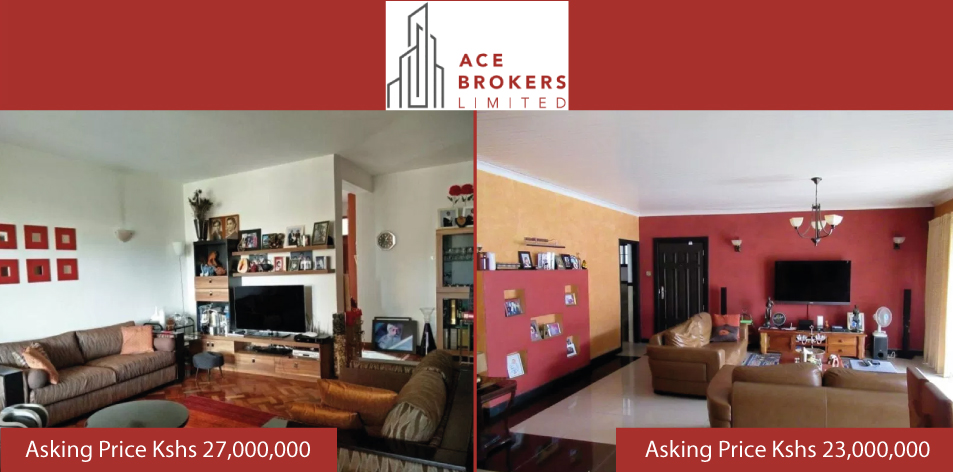 Ace Brokers Limited- Apartments For Sale In Westlands!