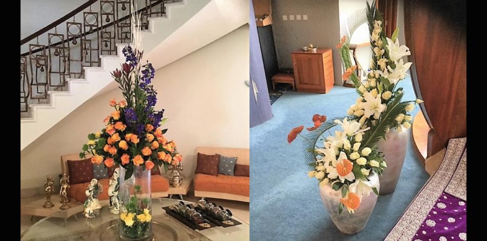Floral Arrangements & Centrepieces By J.K. Florists!