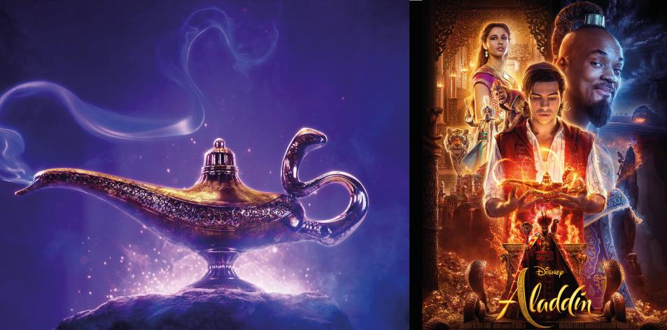 H&S Play & Win- Win Cinema Tickets With Anga Cinemas: Issue 61- Aladdin 2019