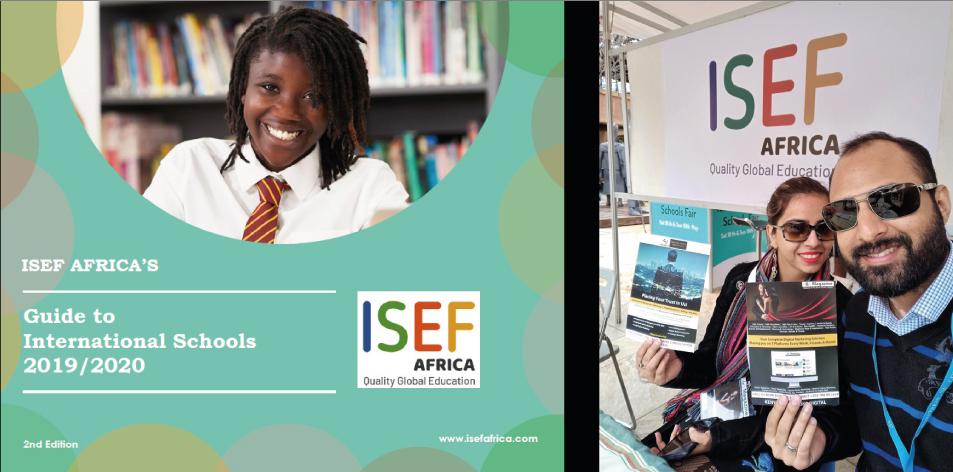 Recap Of The ISEF Africa- 4th International Schools Fair 2019- Nairobi, Kenya