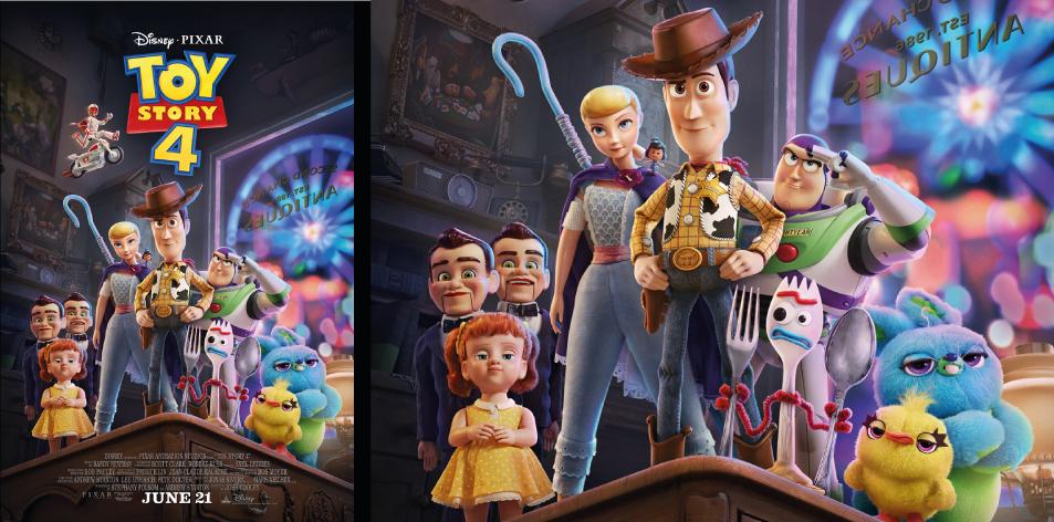 ANGA DIAMOND 21st-27th June 2019- Diamond Plaza II- Toy Story 4 3D