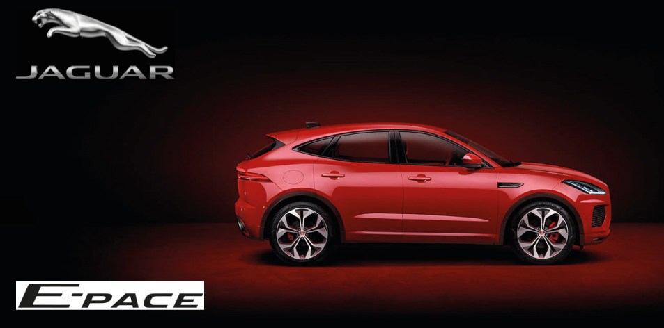 H&S Magazine Car Of The Week: Jaguar E‑PACE │ Jaguar's first compact SUV