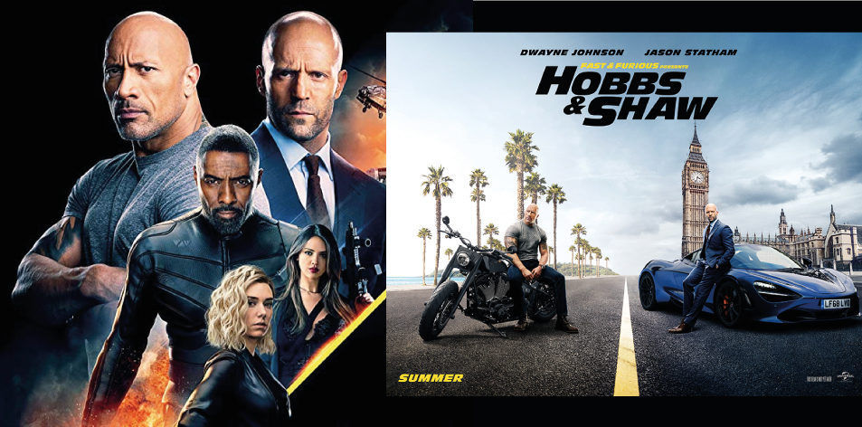 ANGA IMAX- 2nd-8th Aug 2019- Fast & Furious Presents: Hobbs & Shaw