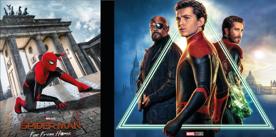 ANGA IMAX- 5th-11th July 2019- SPIDER-MAN: FAR FROM HOME 3D - H&S Magazine Kenya
