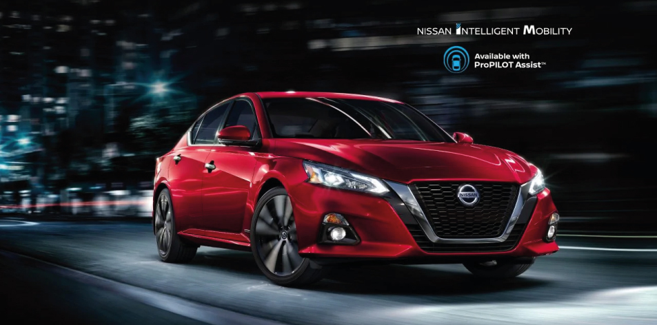 H&S Magazine Car Of The Week- 2019 Nissan Altima Intelligent All-Wheel Drive Technology