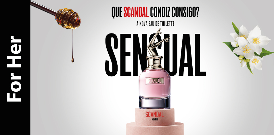 H&S Recommended Fragrance of The Week- For Her- Jean Paul Gaultier – Scandal by Night- H&S Magazine Kenya