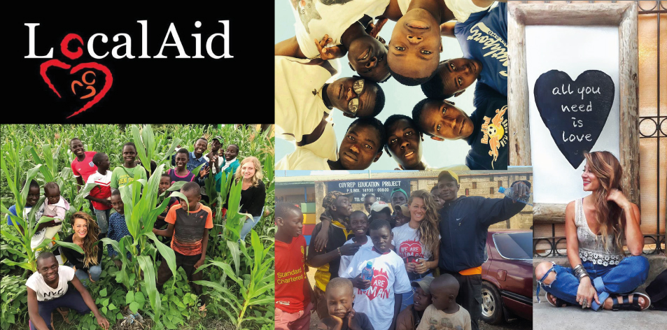 "Local Aid- Help Us Educate And Empower Our Children- ""We Are Human"""