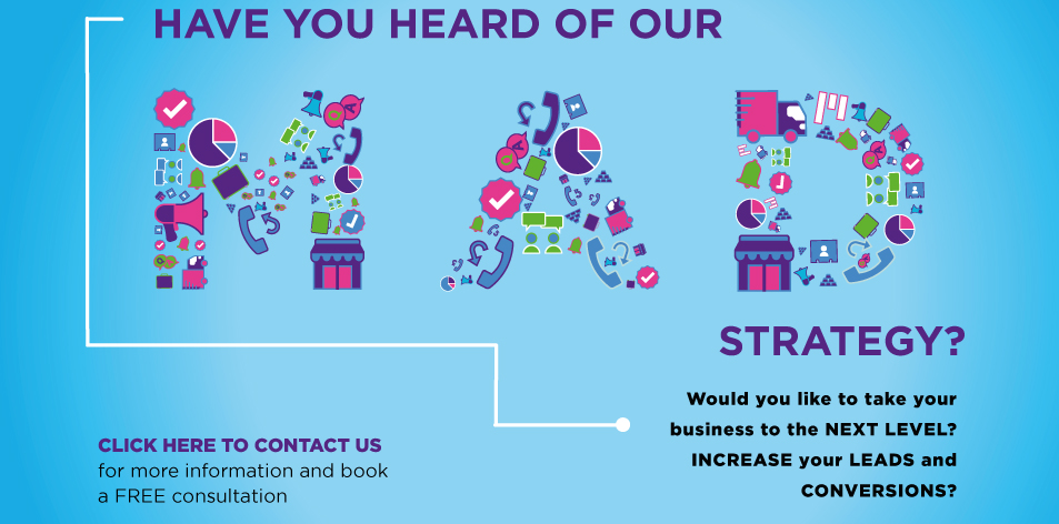 Are You Looking At Taking Your Business To The Next Level- Use Our MAD Winning Strategy