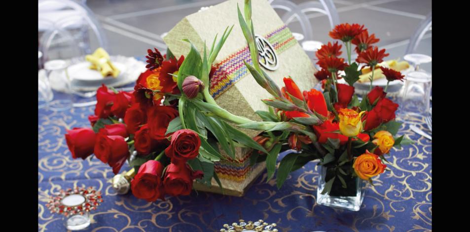 Stunning Indian Wedding