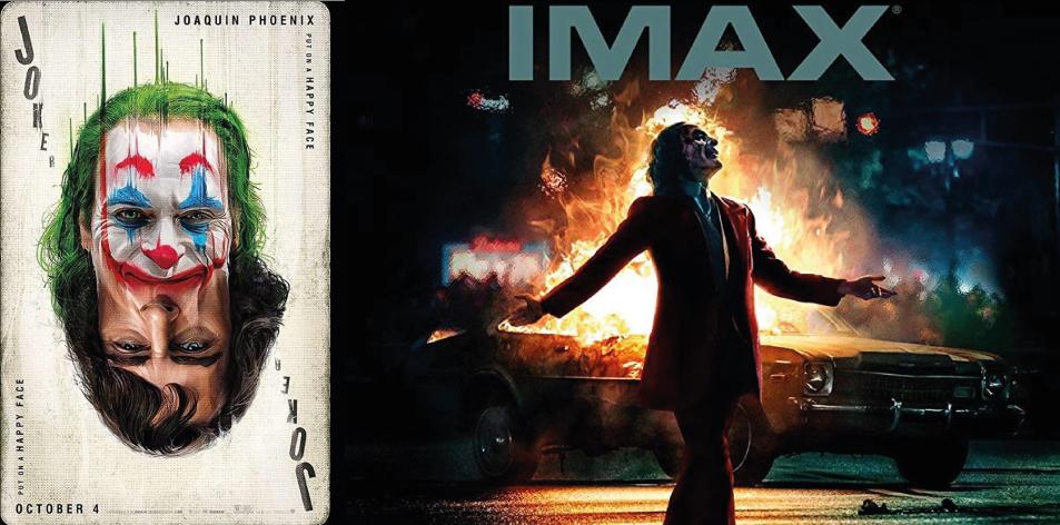 ANGA IMAX- 27th Sept-3rd Oct 2019- Joker