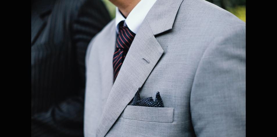 get suited