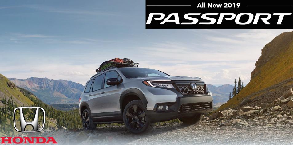 H&S Magazine Car Of The Week: Honda Passport- Your Passport To Adventure