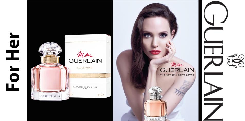 H&S Recommended Fragrance of The Week- For Her- MON GUERLAIN, EAU DE PARFUM