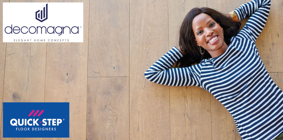 Decomagna Ltd- The Official Distributor To Quick-Step in Kenya & East Africa