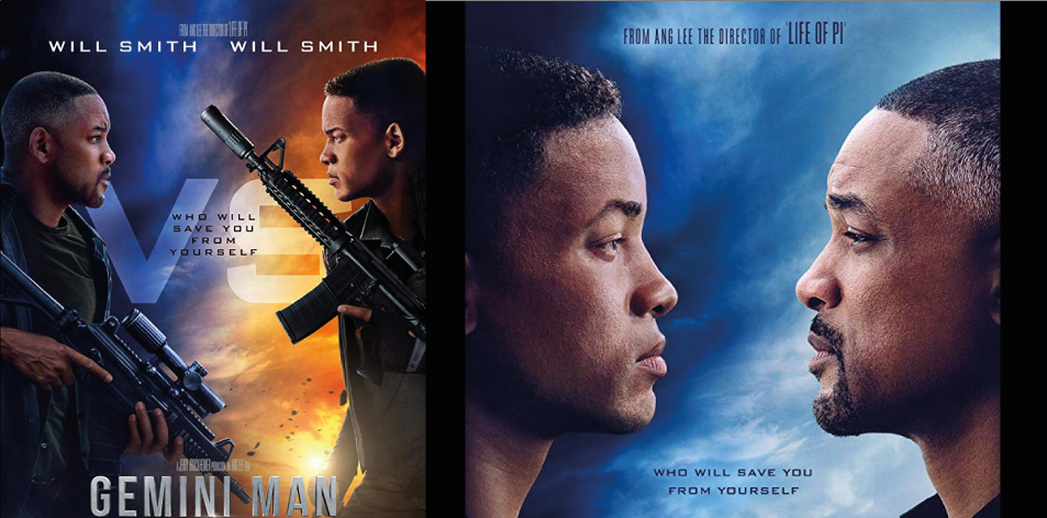 ANGA IMAX- 11th-17th Oct 2019- GEMINI MAN
