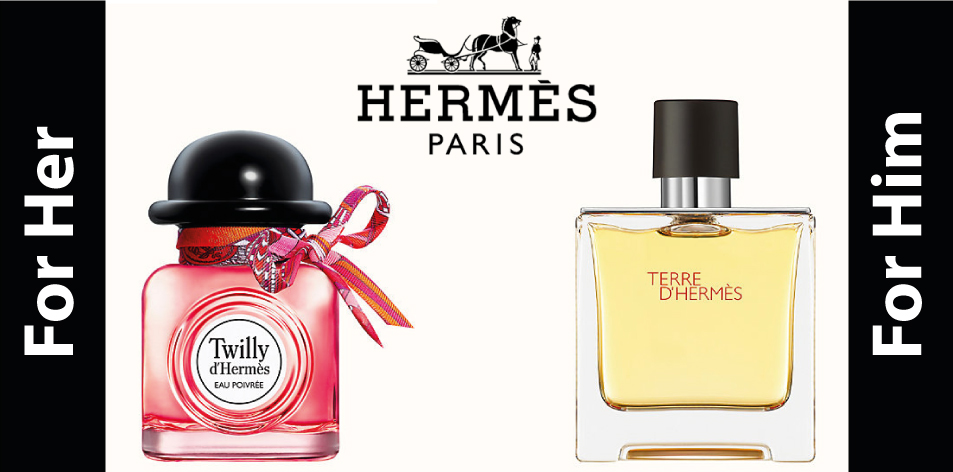 H&S Recommended Fragrance of The Week- For Him & For Her- Hermes