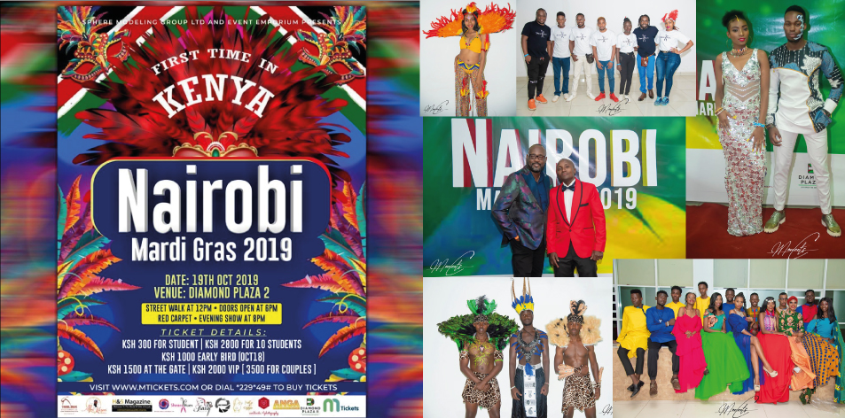 Recap Nairobi African Mardi Gras Carnival - 19th October 2019- Diamond Plaza 2- Courtesy Of Moments Captured