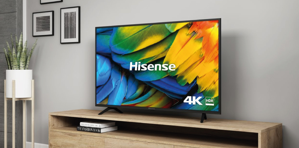 Hisense B7100- See every detail in stunning 4K HDR- 65'' & 75'' Smart TV Starting From 107,500Kshs