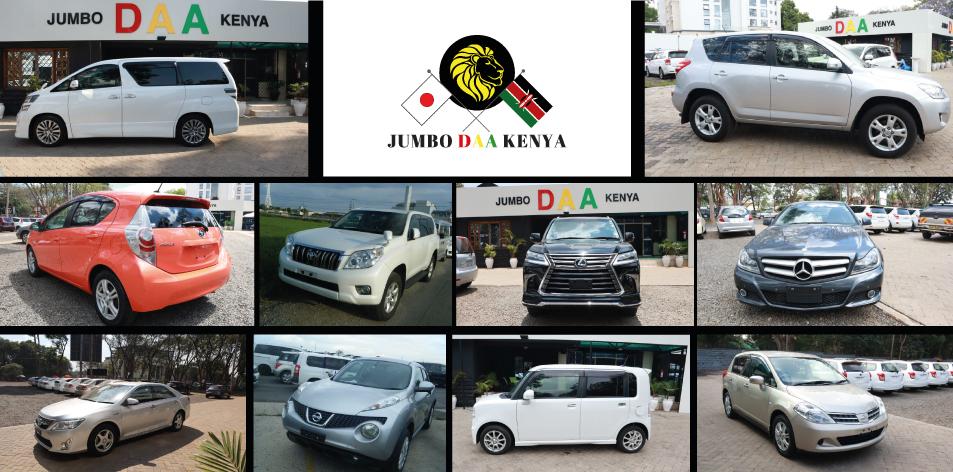 JUMBO DAA KENYA LTD- Top 10 Cars Of The Month