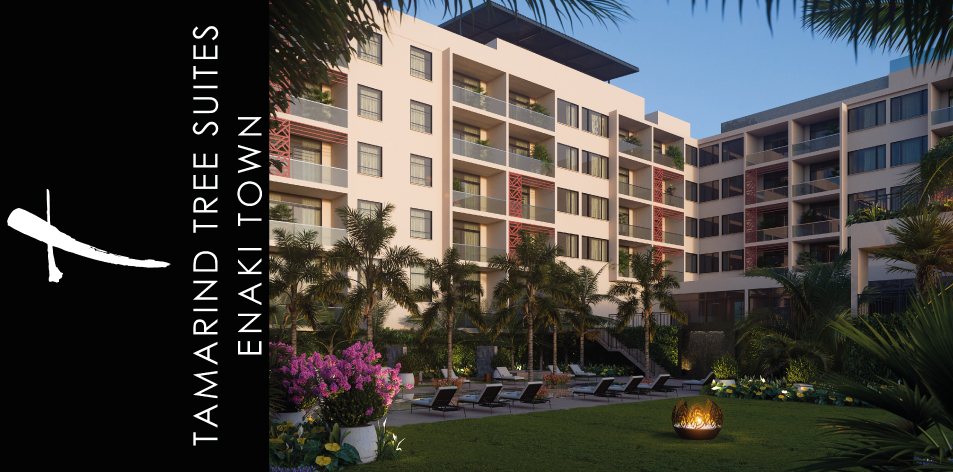 Tamarind Tree Suites Enaki Town- Luxury Fully Furnished, Fully Managed, Serviced Residential Suites