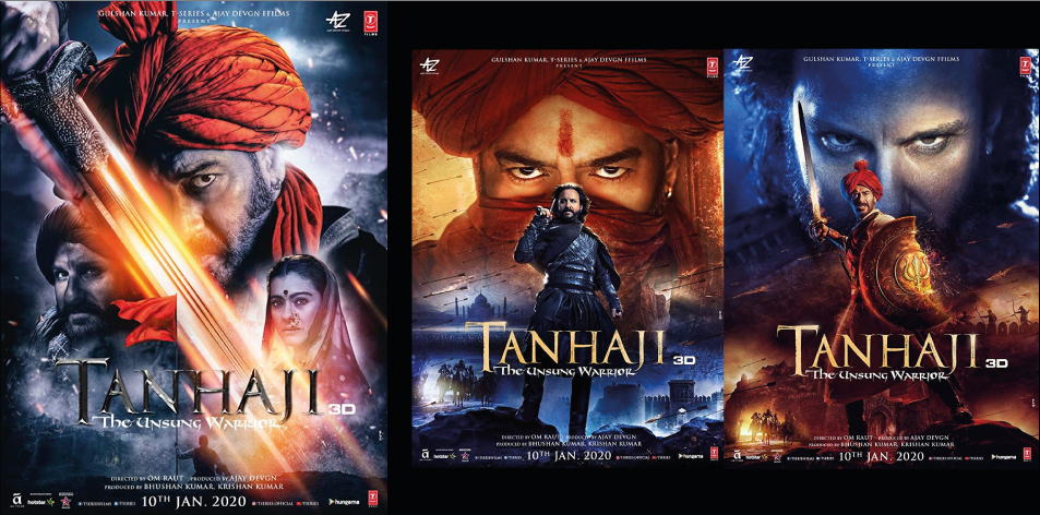 ANGA Diamond- Diamond Plaza 2- 10th-16th Jan 2020- Tanhaji: The Unsung Warrior