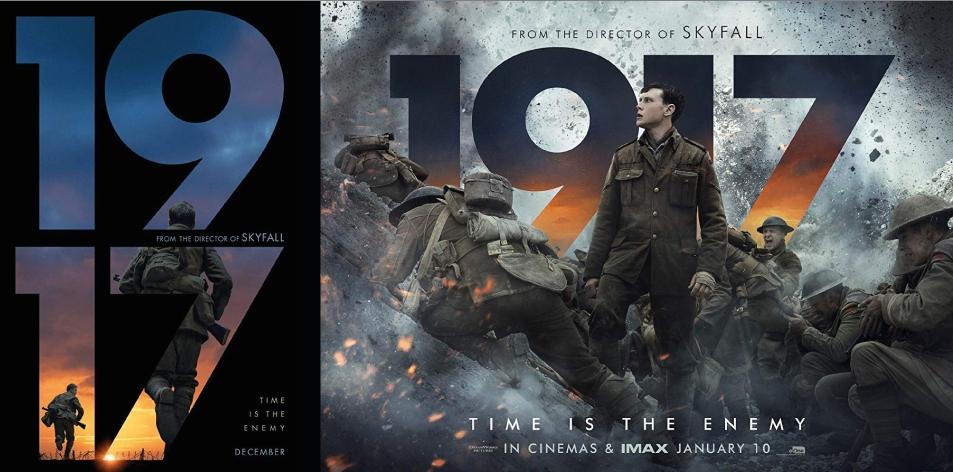 ANGA IMAX- 31st Jan-6th Feb 2020- 1917