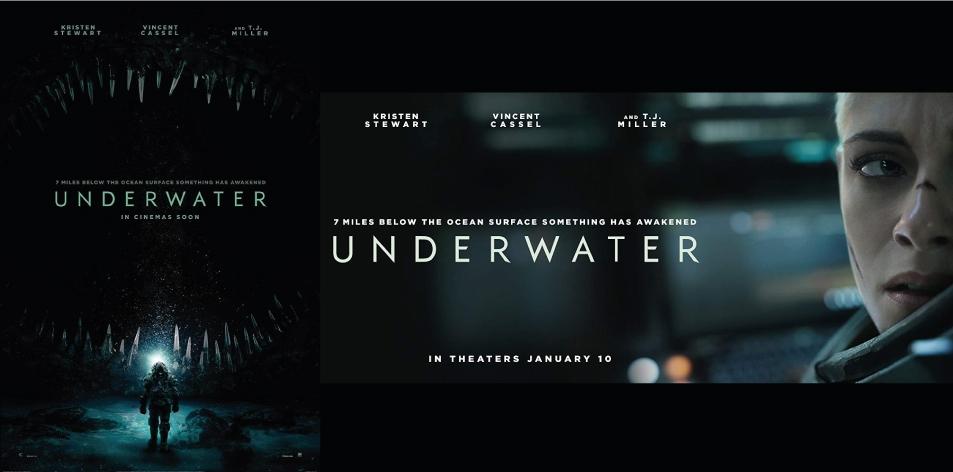 ANGA Panari Sky Center 31st Jan-6th Feb 2020- Underwater