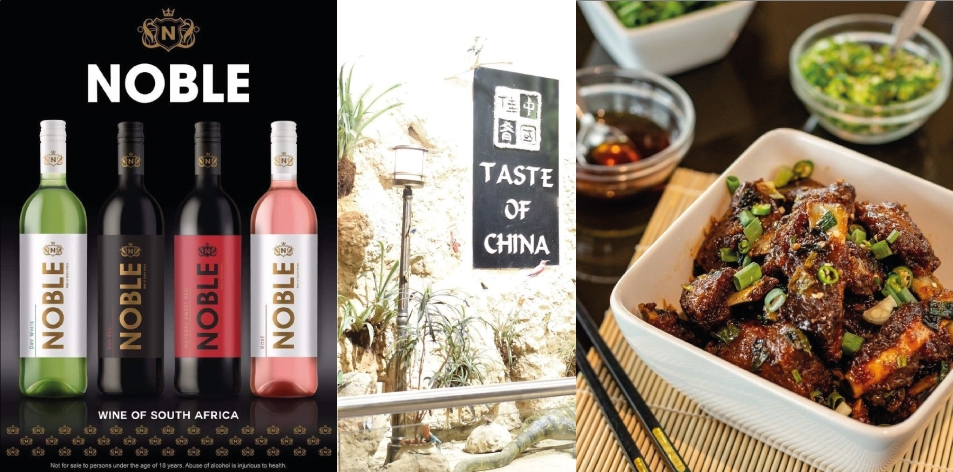 Experience Valentine's Dinner At Taste Of China- A Bottle Of Wine To The 2 Best Dressed Couples Of The Evening & A Special Gift To The First 100 Ladies